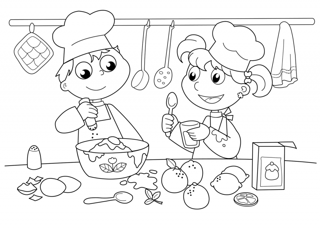 bakery printing pages creative children Bakery Coloring Pages for Adults  Coloring Pages Bakery
